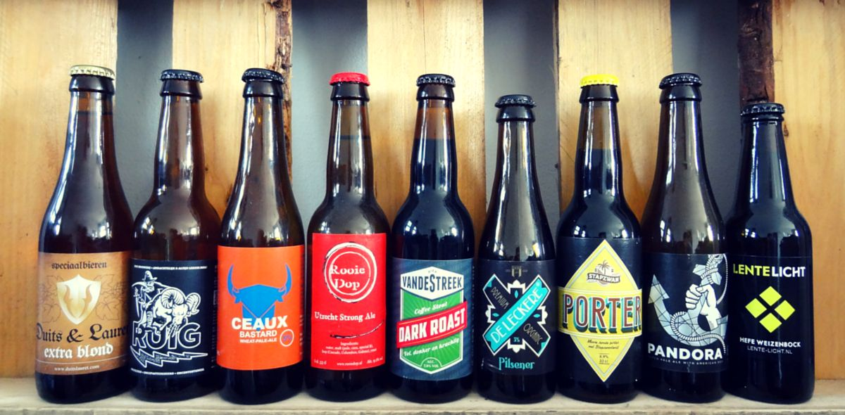 Utrecht Craft beers